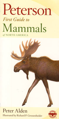 Mammals, Peterson First Guide