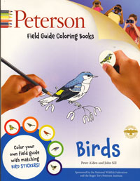 Peterson, Bird Colouring Book