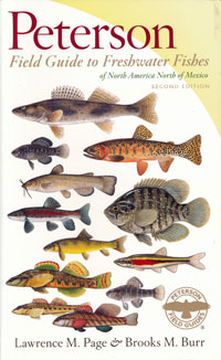 Peterson, Field Guide to Freshwater Fishes
