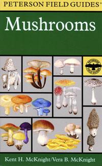 Mushrooms, Peterson Field Guide