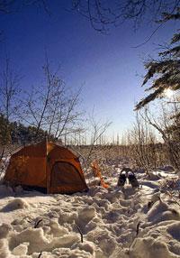 #59. Winter Camping