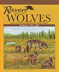 The Raven Talks About Wolves