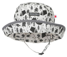 OUT OF STOCK/UNAVAILABLE Roam Free Print Sun Hat