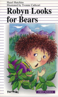 Robyn Looks for Bears