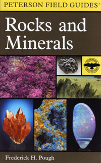 Rocks and Minerals, Peterson Field Guide