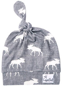 Scout Top Knot Hat Infant 0-4 months