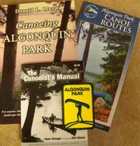 Set #12 Canoeing Algonquin Park