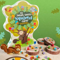 OUT OF STOCK/UNAVAILABLE The Sneaky, Snacky Squirrel Game