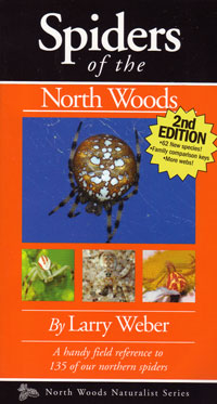 Spiders of the North Woods, 2nd edition