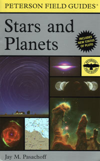 Stars and Planets, Peterson Field Guide