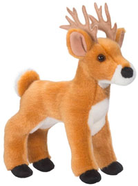 OUT OF STOCK/UNAVAILABLE Swift White Tailed Deer Stuffed Animal