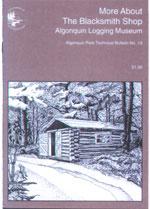 No. 13 - More About the Blacksmith Shop