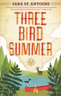 OUT OF STOCK/UNAVAILABLE Three Bird Summer