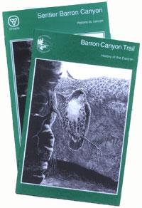 Barron Canyon Trail