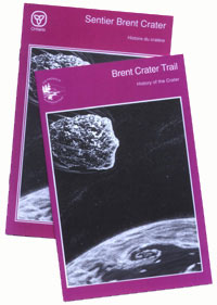 Brent Crater Trail