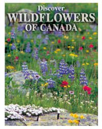 Wildflowers of Canada Playing Cards