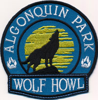 Wolf Howling Crest